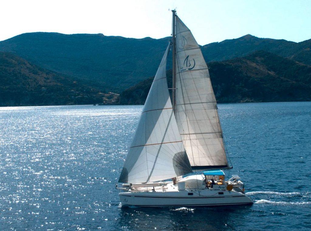 Scoprire l'Elba in barca