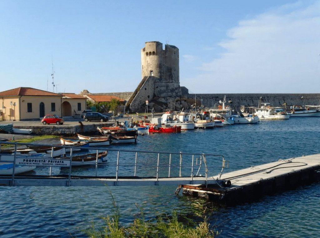 Fortezze e torri medievali nei dintorni di Marciana Marina