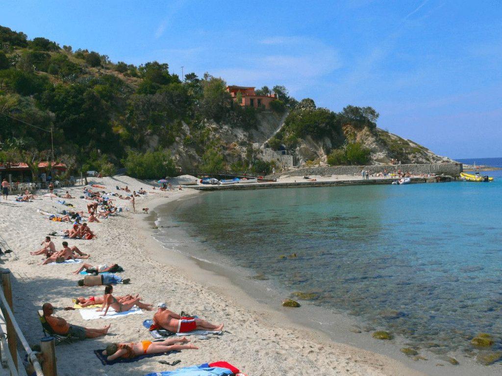 Le spiagge elbane di Marina di Campo, Procchio e Sant'Andrea