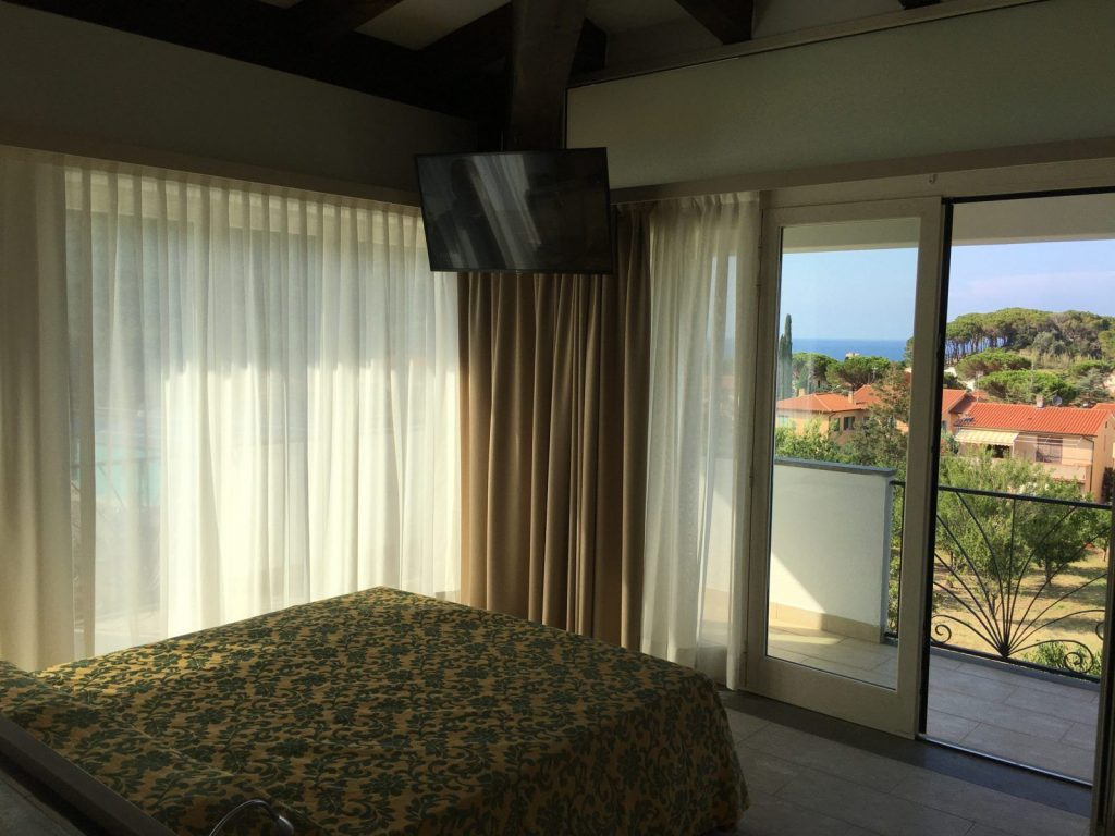 suite romantica all'Isola d'Elba